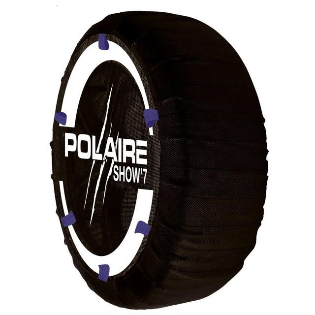 chaine neige textile tyreffect polaire. Black Bedroom Furniture Sets. Home Design Ideas